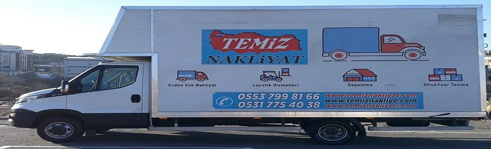 İstanbul Evden Eve Nakliyat