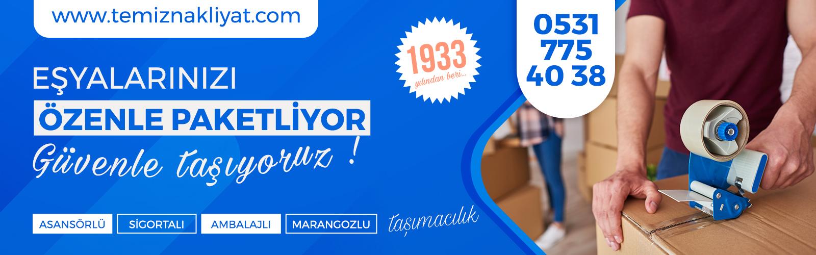 İstanbul Evden Eve Nakliye