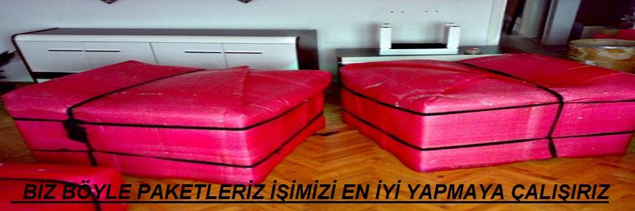 İstanbulda Nakliyeci